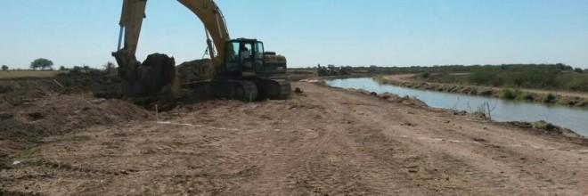 Modernización mediante el Revestimiento de concreto del Canal Principal Márgen Derecha del Río Sinaloa, incluyendo estructuras de control y Operación del Km. 66+650 al Km. 70+834, Distrito de Riego 063 Guasave, Municipio de Sinaloa, estado de Sinaloa, Dependencia: CONAGUA