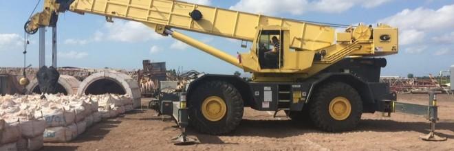Trabajos de Almacenamiento, Carga y Descarga al servicio de Minera Aurea SA de CV (Timmins Gold Corp)