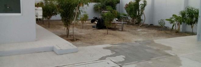 Terminación del Edificio del servicio Médico Forense (SEMEFO) ubicado en la Ciudad y Puerto de Mazatlán, Operado con el Gobierno del Estado de Sinaloa